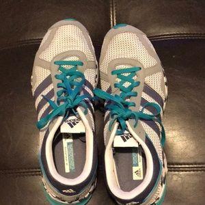 Adidas sneakers/running shoe